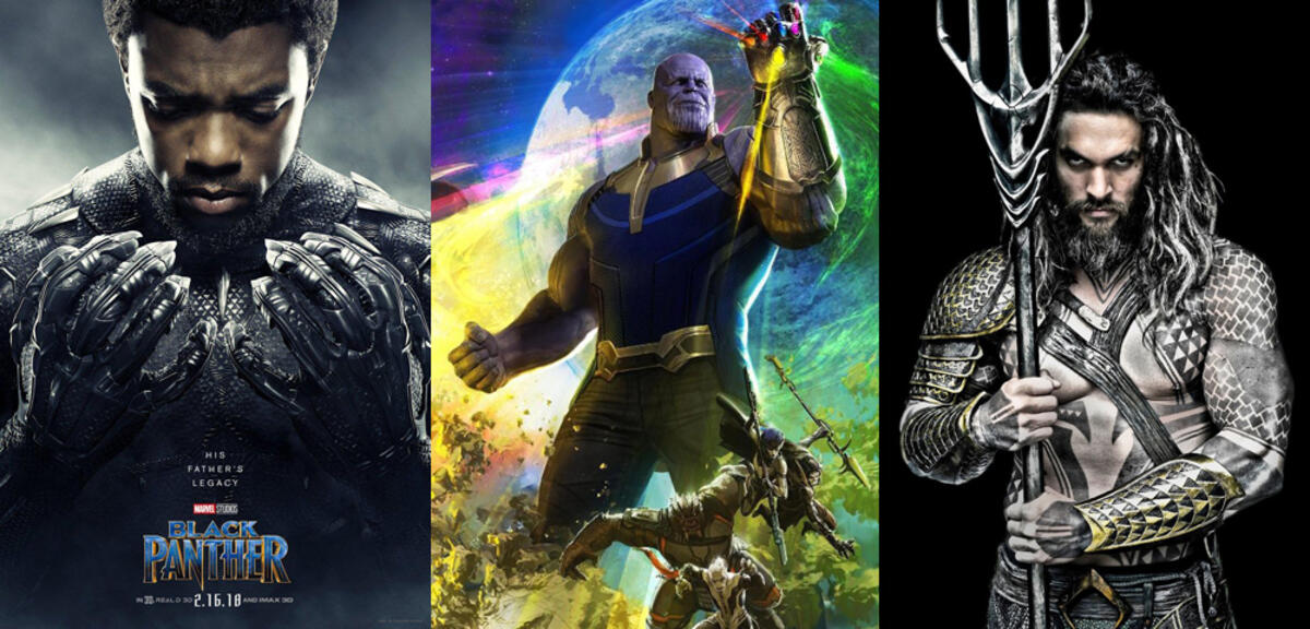 Alle Superhelden Filme