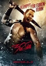 300: Rise Of An Empire - Poster