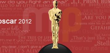 Bild zu:  Wer sind die Underdogs beim Oscar 2012?
