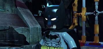 Bild zu:  Lego Batman