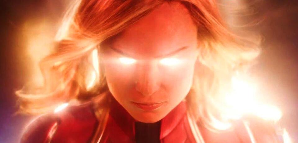 Captain Marvel Kräfte