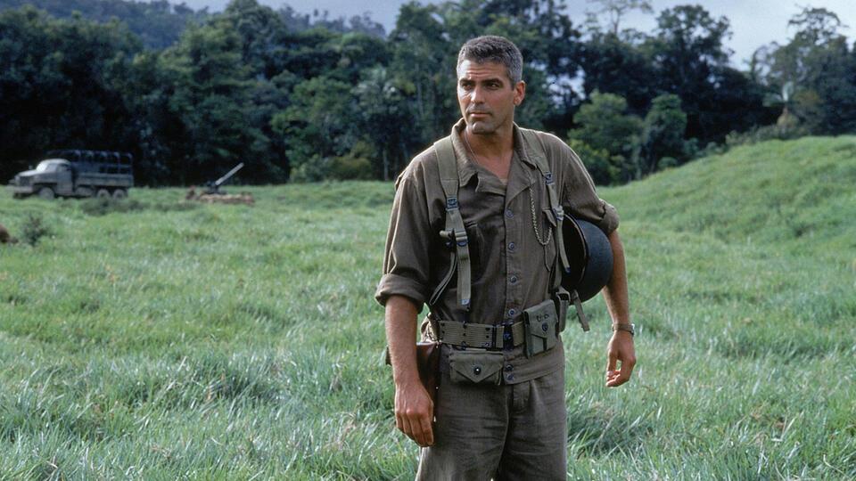 Der schmale Grat mit George Clooney