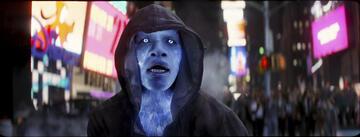 Jamie Foxx als Electro in Spider-Man 2