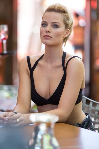 Focus mit Margot Robbie
