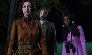 Die geheime Benedict-Gesellschaft, Die geheime Benedict-Gesellschaft - Staffel 1 mit Kristen Schaal, Tony Hale und MaameYaa Boafo - Bild 2