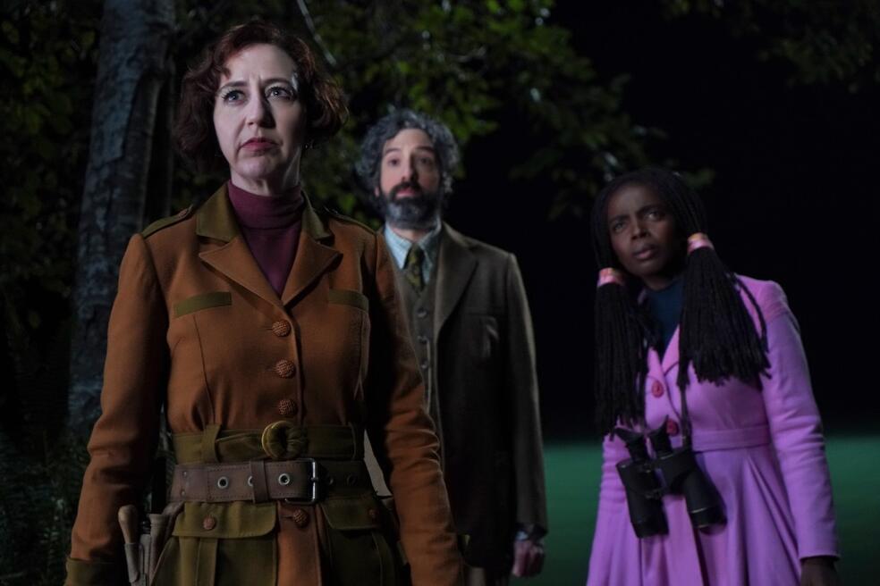 Die geheime Benedict-Gesellschaft, Die geheime Benedict-Gesellschaft - Staffel 1 mit Kristen Schaal, Tony Hale und MaameYaa Boafo