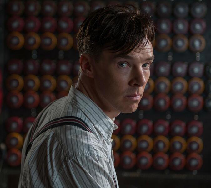 The Imitation Game - Ein streng geheimes Leben mit Benedict Cumberbatch