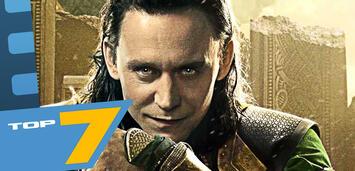 Bild zu:  Marvel-Schurke Loki