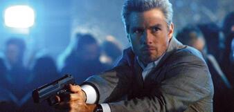 Tom Cruise als Auftragskiller in Collateral