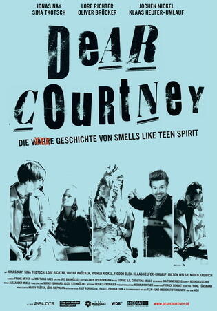 Dear Courtney - Poster