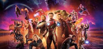Bild zu:  Avengers 3: Infinity War