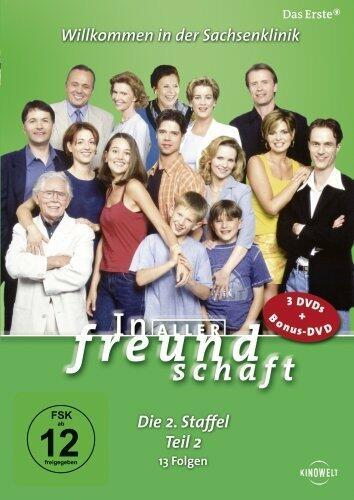 In aller Freundschaft - Staffel 2
