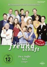 In aller Freundschaft - Staffel 2 - Poster