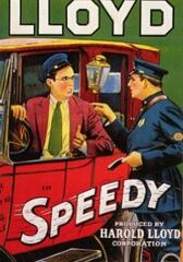 Straßenjagd mit Speedy