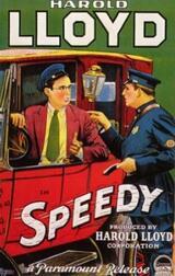 Straßenjagd mit Speedy - Poster