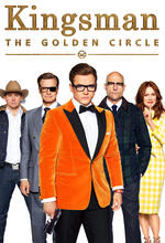 Kingsman 2 - The Golden Circle Poster