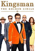 Kingsman 2 - The Golden Circle Poster