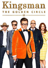 Kingsman 2: The Golden Circle - Poster