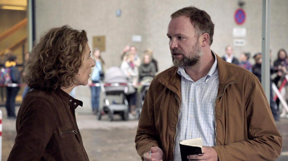 Tatort: Krank mit Adele Neuhauser