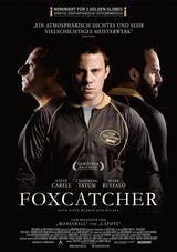 Foxcatcher - Poster