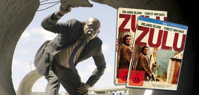 Forest Whitaker in Zulu