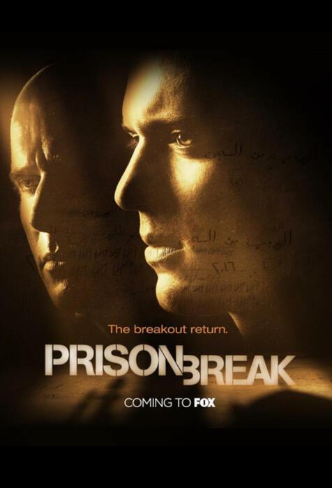 Prison Break, Staffel 1