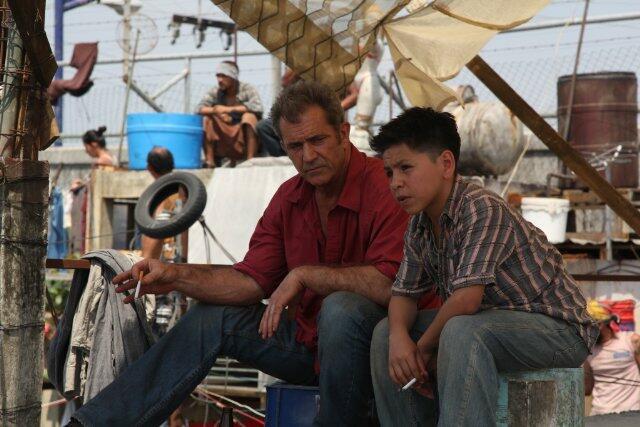 Get the Gringo mit Mel Gibson und Kevin Balmore
