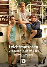 Leichtmatrosen - Drei Mann in einem Boot - Poster