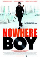 Nowhere Boy - Poster