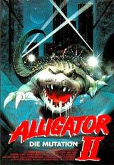 Alligator II: Die Mutation - Poster