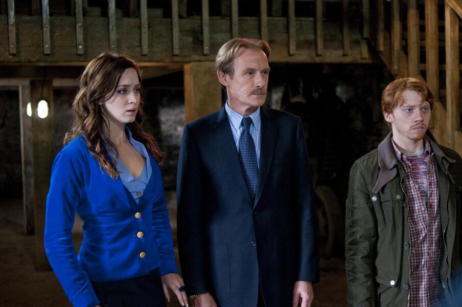 Wild Target - Sein schärfstes Ziel mit Emily Blunt, Bill Nighy und Rupert Grint