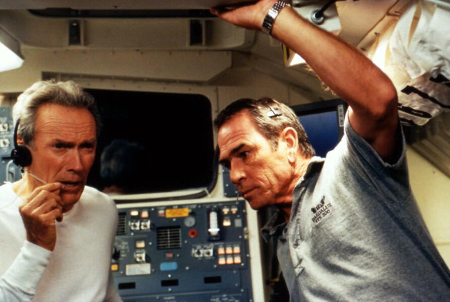 Space Cowboys mit Clint Eastwood und Tommy Lee Jones