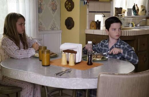 Young Sheldon Staffel 2 Moviepilotde