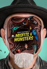 Bobcat Goldthwait's Misfits & Monsters - Poster