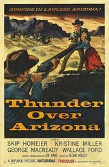 Duell am Apachenpass - Poster