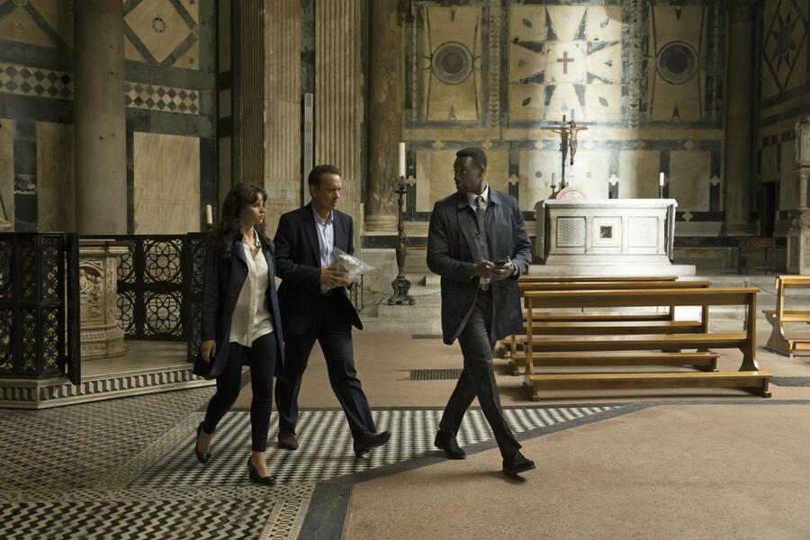 Inferno mit Tom Hanks und Omar Sy
