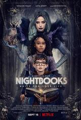 Nightbooks - Poster