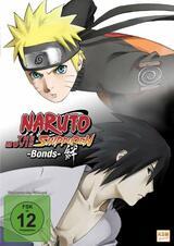 Naruto Shippuden The Movie 2 - Bonds - Poster