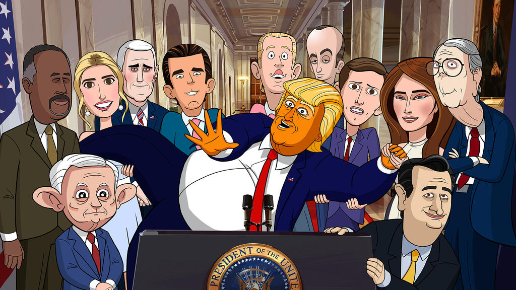 Our Cartoon President