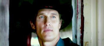 Matthew McConaughey als Killer Joe