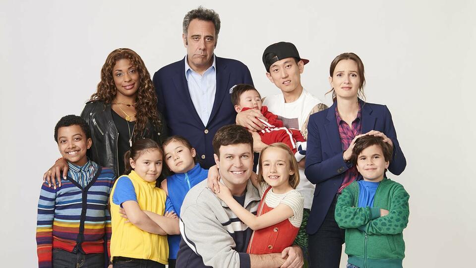 Single Parents, Single Parents - Staffel 1 mit Leighton Meester, Brad Garrett, Taran Killam, Jake Choi und Kimrie Lewis-Davis