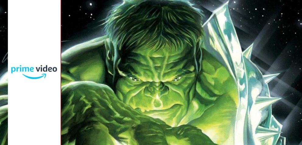 Der Marvel-Film Planet Hulk ist bei Amazon Prime verfügbar