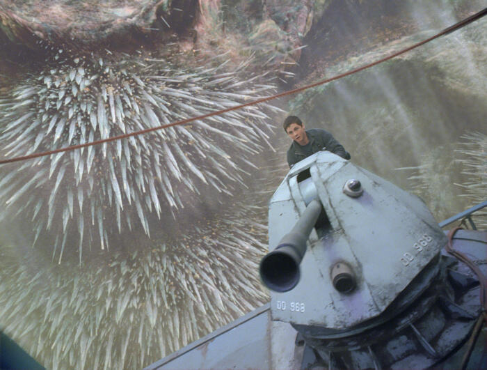 Percy Jackson 2: Im Bann des Zyklopen mit Logan Lerman