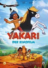 Yakari - Der Kinofilm  - Poster