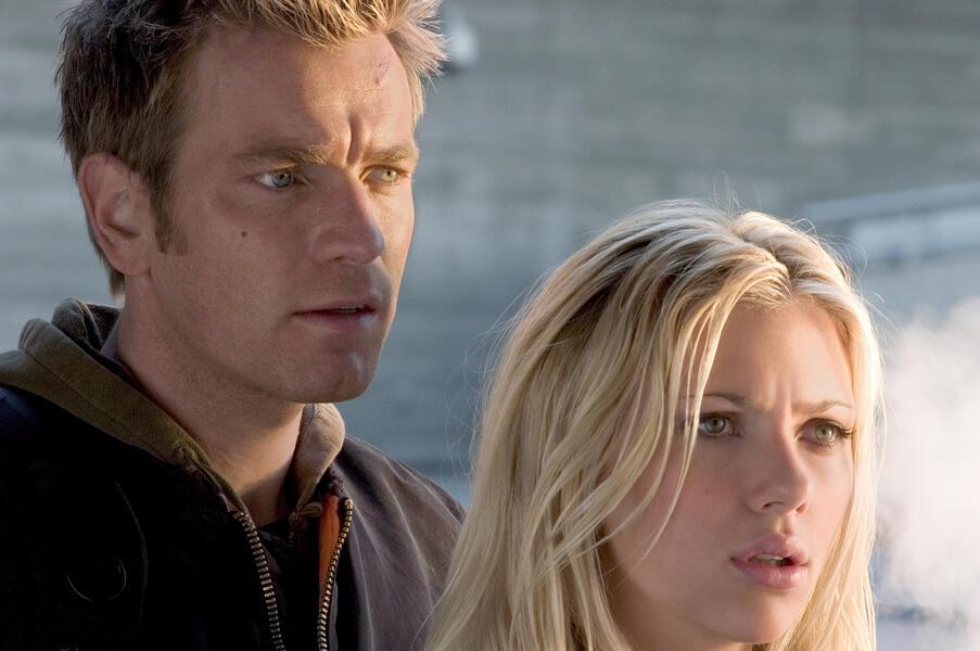 Die Insel mit Scarlett Johansson und Ewan McGregor