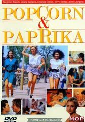 Popcorn und Paprika
