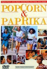 Popcorn und Paprika - Poster