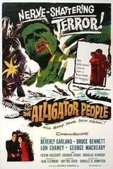 The Alligator People - Poster