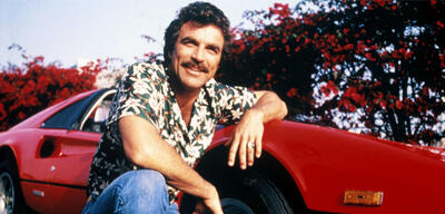 Tom Selleck als P.I. Magnum