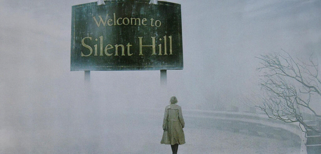 Das ikonische Schild: Welcome to Silent Hill